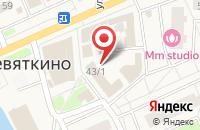 Схема проезда до компании Сеть центров бытовых услуг в Новом Девяткино