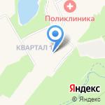 Русская Сказка на карте Санкт-Петербурга
