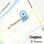 Виктори кейтеринг на карте Санкт-Петербурга