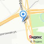 Компания БИР ПЕКС на карте Санкт-Петербурга