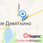 И рыба и мясо на карте Санкт-Петербурга