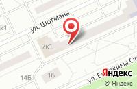 Схема проезда до компании Петербургская Судостроительная Компания в Санкт-Петербурге
