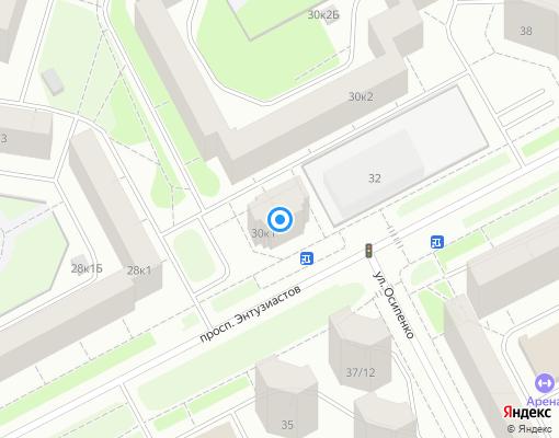 Управляющая компания «Маяк» на карте Санкт-Петербурга