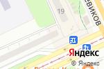 Схема проезда до компании Лантра в Санкт-Петербурге