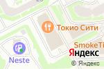 Схема проезда до компании Эльдорадо в Санкт-Петербурге