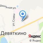 ТермоСтройПанель на карте Санкт-Петербурга
