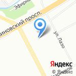 №1131 на карте Санкт-Петербурга