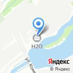Индиго на карте Санкт-Петербурга