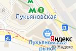 Схема проезда до компании Киоск мужской и женской одежды в