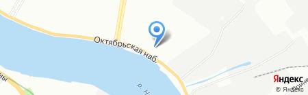 Тим Трейд на карте Санкт-Петербурга