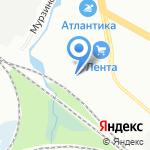 ГостоЭко на карте Санкт-Петербурга
