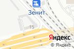 Схема проезда до компании Аутрайт в