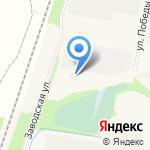 А.Браун-Петербург на карте Санкт-Петербурга