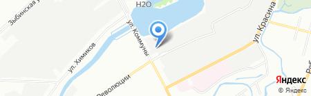 Гидроэлектромонтаж на карте Санкт-Петербурга