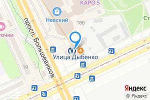 Снять студию в Санкт-Петербурге г. Санкт- Петербург, м. Дыбенко