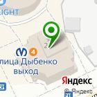 Местоположение компании Muzbilet.ru