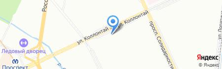 Все для рукоделия на карте Санкт-Петербурга