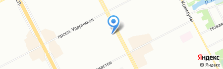 Группа Ренессанс Страхование на карте Санкт-Петербурга