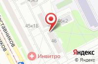 Схема проезда до компании Дс-Групп в Санкт-Петербурге