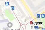 Схема проезда до компании КПІ в