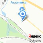 Тюдор на карте Санкт-Петербурга