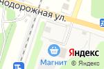 Схема проезда до компании Движок в Кузьмоловском