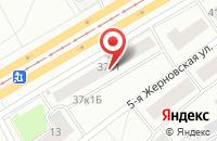 Схема проезда до компании Марка в Санкт-Петербурге