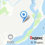 Компонент на карте Санкт-Петербурга