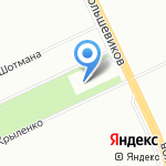 Российский научный центр на карте Санкт-Петербурга