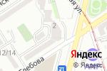 Схема проезда до компании АСК Омега, ПрАТ в