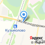 Магазин колбасы и сыра на карте Санкт-Петербурга