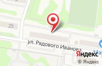 Схема проезда до компании Татьяна в Кузьмолово