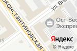 Схема проезда до компании ТМВ Стройпроект в