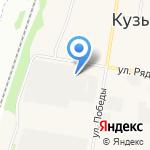 Ека групп на карте Санкт-Петербурга