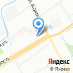26 отдел полиции Управления МВД Красногвардейского района на карте Санкт-Петербурга
