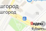 Схема проезда до компании Фаворит спорт в Вишгороде
