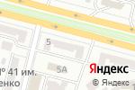 Схема проезда до компании Барвы в