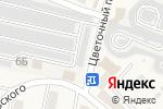 Схема проезда до компании Магазин кондитерских изделий в Вишгороде