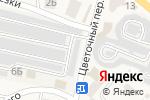 Схема проезда до компании Магазин автозапчастей в Вишгороде