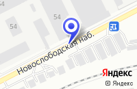 Схема проезда до компании ПТФ ТРИ К в Великих Луках
