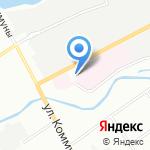 Городское патологоанатомическое бюро на карте Санкт-Петербурга