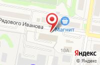 Схема проезда до компании Управление Пенсионного фонда РФ во Всеволожском районе в Кузьмолово