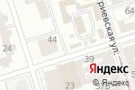 Схема проезда до компании Еко-Лавка в
