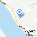 Балт-союз на карте Санкт-Петербурга