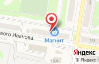 Схема проезда до компании Оптика 2000 в Кузьмоловском