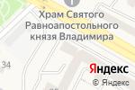 Схема проезда до компании Світ чаю в Вишгороде