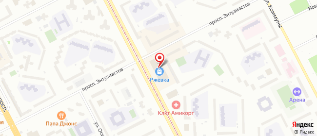Карта расположения пункта доставки Санкт-Петербург Наставников в городе Санкт-Петербург