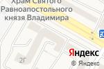 Схема проезда до компании Coffeelab в Вишгороде