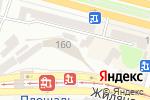 Схема проезда до компании Магазин в