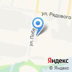 ГСК на карте Санкт-Петербурга